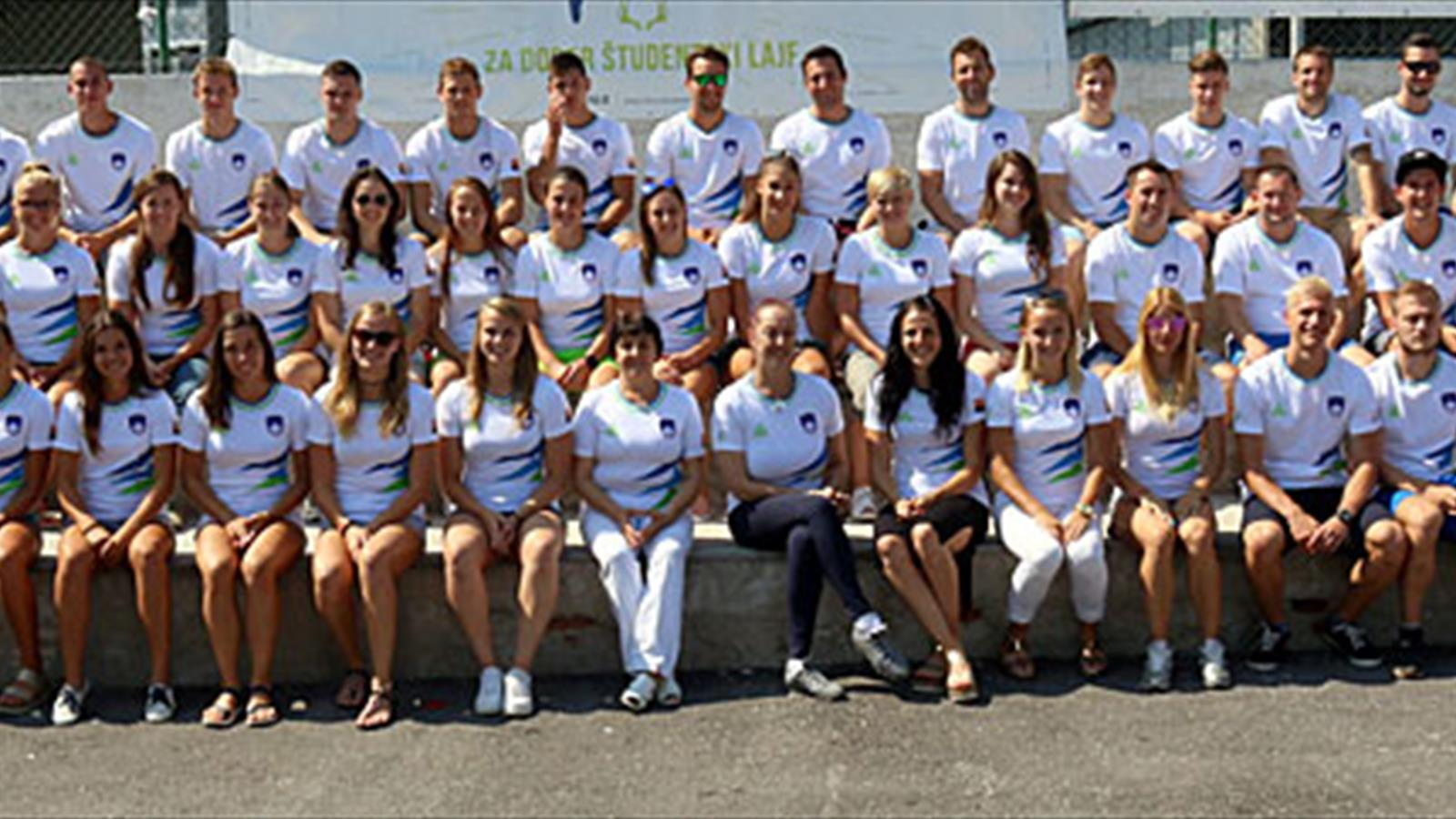 2017 su slovenian delegation with 92 members to taipei - University league tables french ...