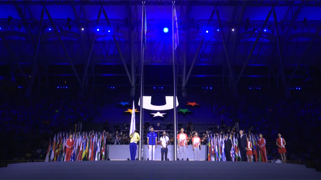 Universiade in Taipeh eröffnet