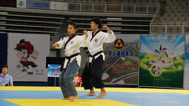 Taipei: Vietnam y Corea destacan en taekwondo