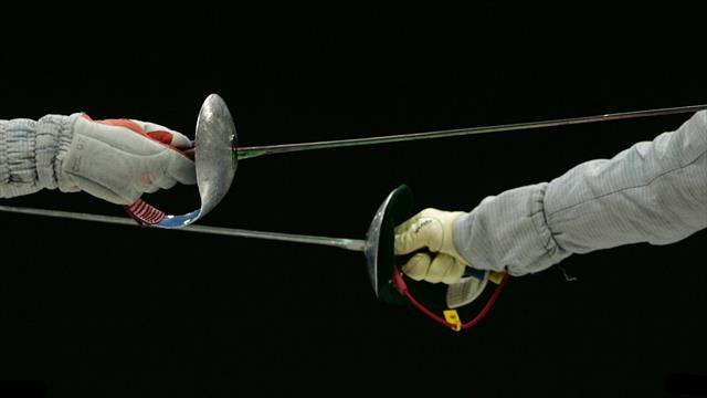 Universiade 2017 : Début de l'escrime, les Polonaises brillent