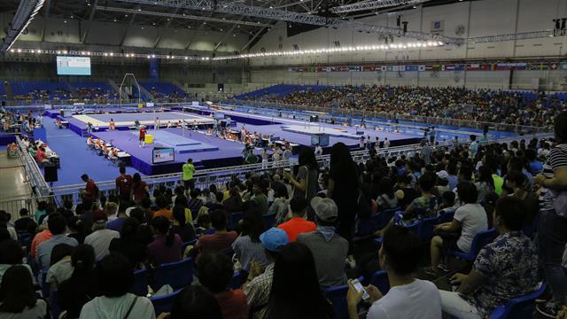 Universiade 2017 : Augis en or, Limare en argent