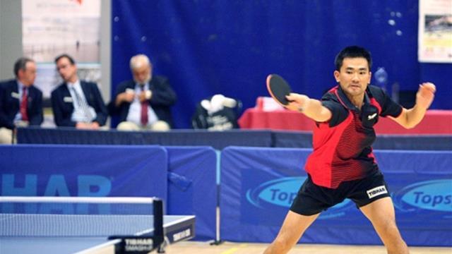 El ping pong también ha estado presente en la Summer Universiade
