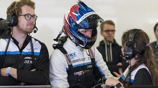WTCC's Catsburg joins forces with royal racer