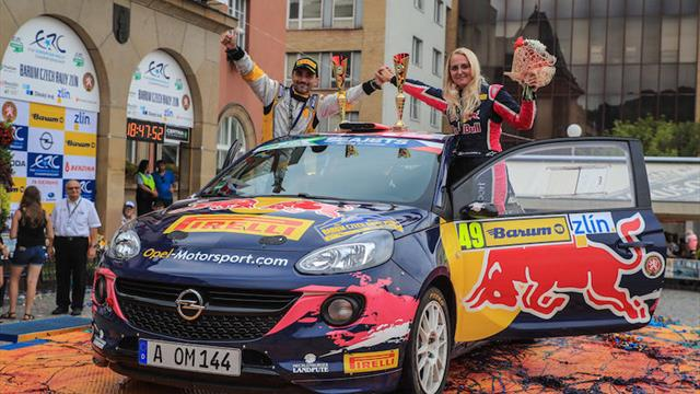 ERC Ladies' Trophy leader Molinaro just glad to finish in Zlín