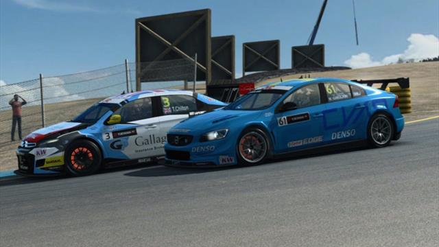 First-timers shine for US eSports WTCC success