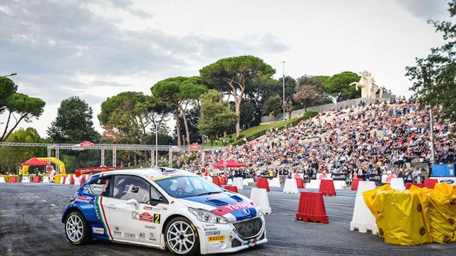 ERC Rally di Roma Capitale: the key numbers