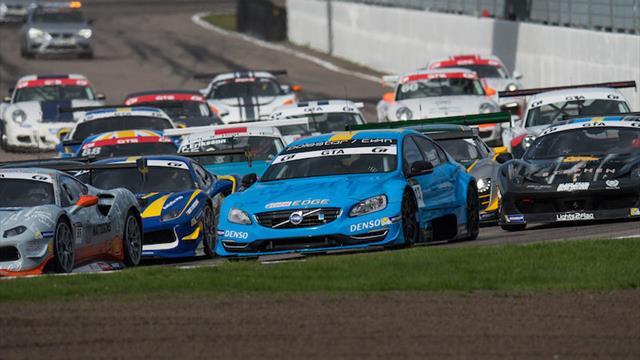 Une pige frustrante en GT suédois pour le pilote WTCC Nicky Catsburg