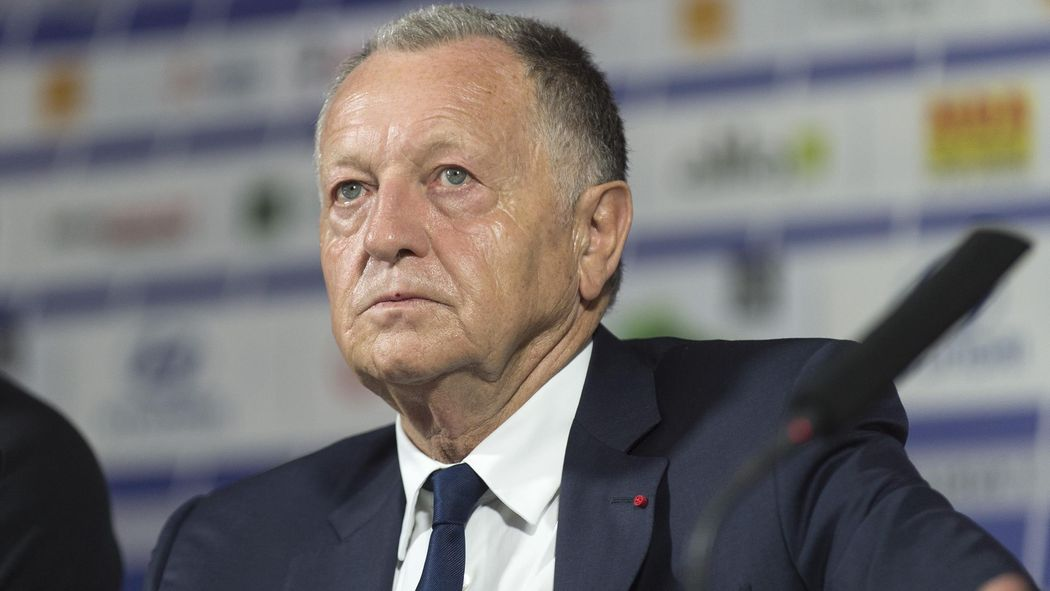 Image result for jean-michel aulas 2019