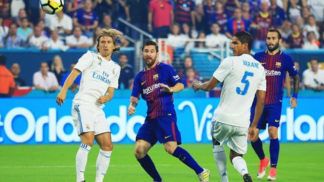 İspanya dışında La Liga karşılaşması ihtimali
