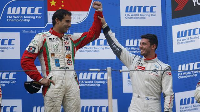 Remembering when… Bennani bossed the WTCC