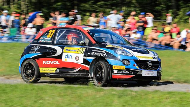 Mission not yet accomplished, says ERC Junior leader Zawada