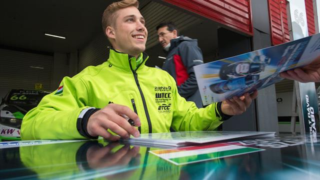 Szabó potential rewarded with extended WTCC campaign