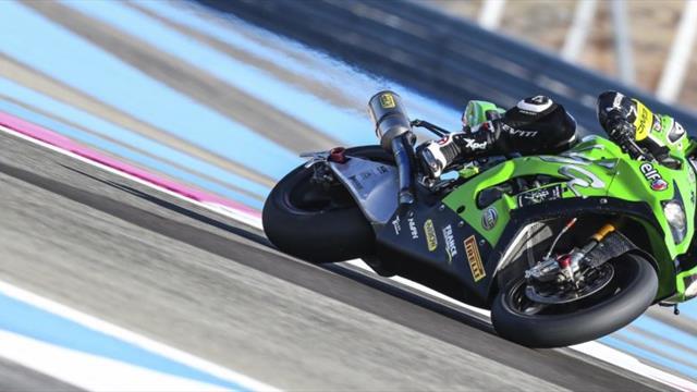 Le SRC Kawasaki prend les devants