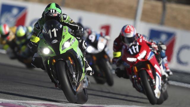 Le SRC Kawasaki en pole provisoire