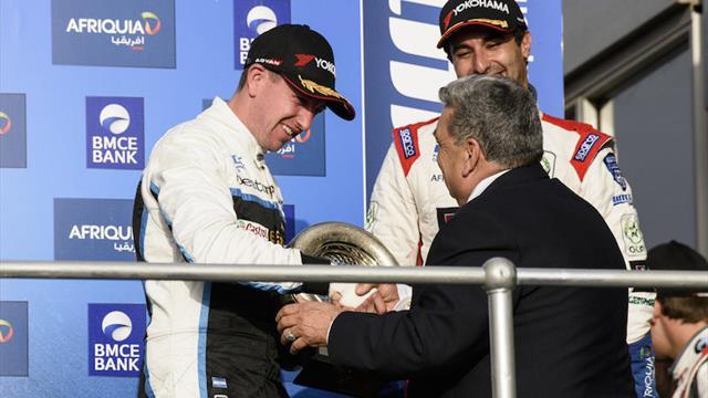 La star de WTCC Girolami redevient pilote invité
