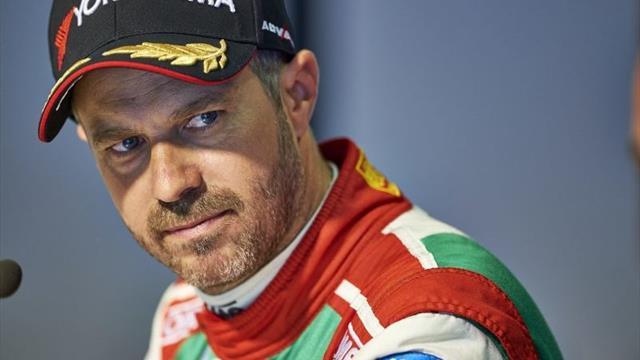 Actualización del estado de Tiago Monteiro por parte del equipo Castrol Honda WTCC