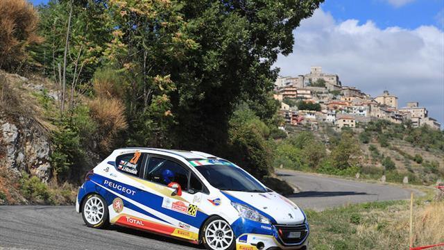 Czech charger still up for ERC Junior U27 title