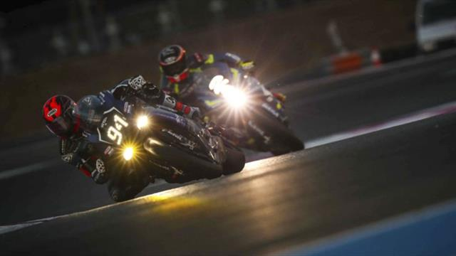 10 points pour le GMT94 Yamaha