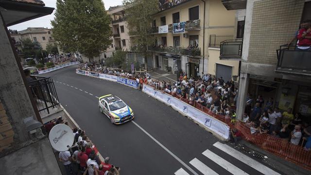 Érdi Jr leads ERC2 after sombre day