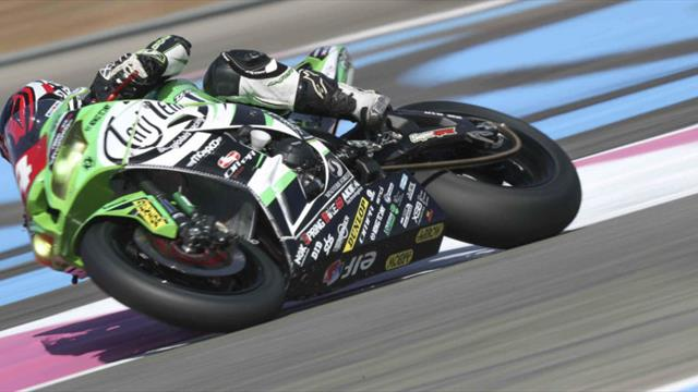 Le Tati Team Beaujolais Racing domine le Superstock