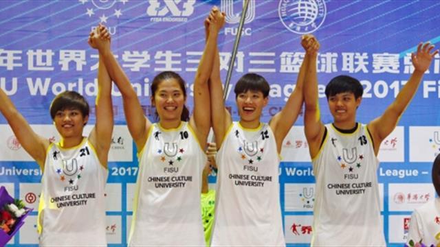 Asiatische Teams trumpfen im WUL-Finale auf