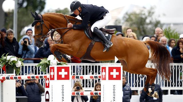 Roger-Yves Bost deuxième du Grand Prix Longines de Lausanne