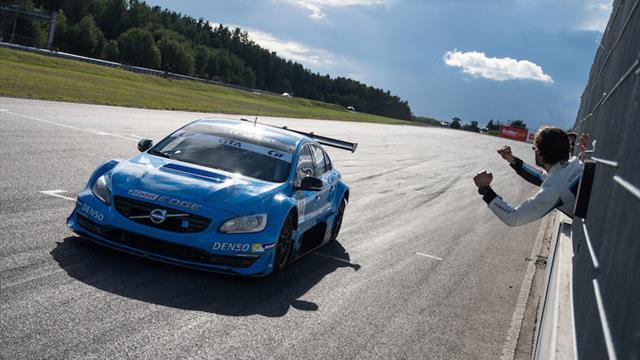 Une sortie en GT suédois en guise de préparation au WTCC pour Girolami