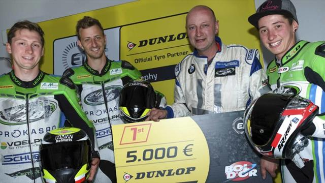 Völpker NRT48 Schubert Motors, vainqueur du EWC Dunlop Independent Trophy