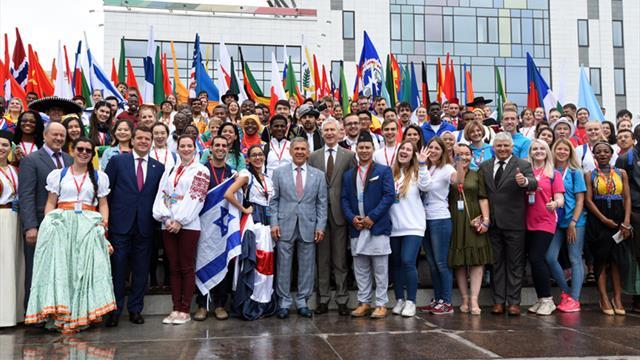 FISU Declares Second International Day of University Sport A Great Success
