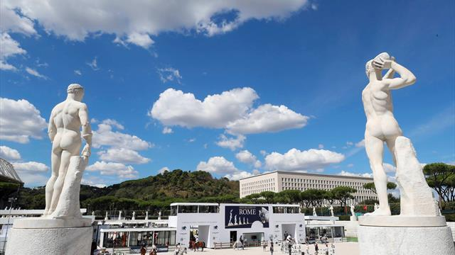 Stop off in Rome for the Longines Global Champions Tour