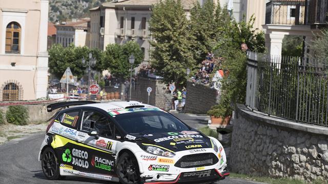 Un Consani satisfait de son podium en ERC pour ses débuts