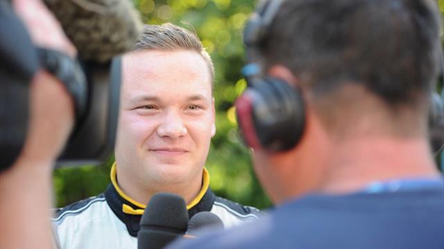 ERC Junior star Huttunen gets Hyundai chance