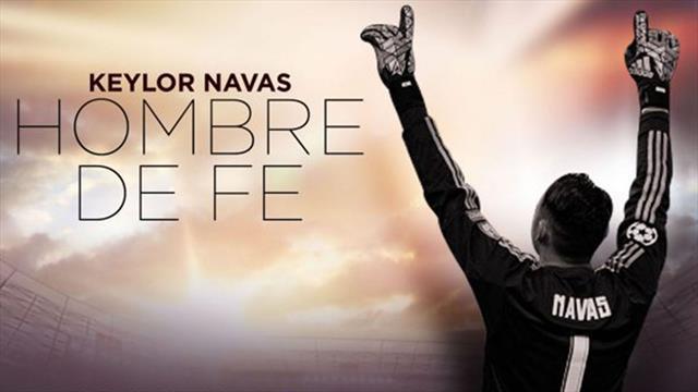 """""""Hombre de fe"""": il film su Keylor Navas presentato al Festival di Cannes"""