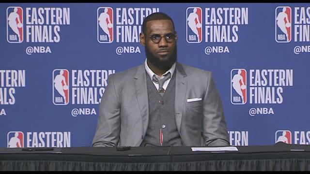 LeBron James, che memoria! Ricorda tutti i possessi decisivi in conferenza stampa
