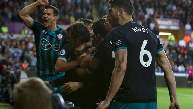 Gabbiadini-gol e Southampton salvo: che festa per Manolo negli spogliatoi!
